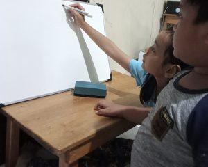 tips membuat anak betah belajar daring