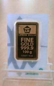Pengalaman beli emas di pegadaian latifika.com