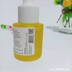 review serum bakuchiol