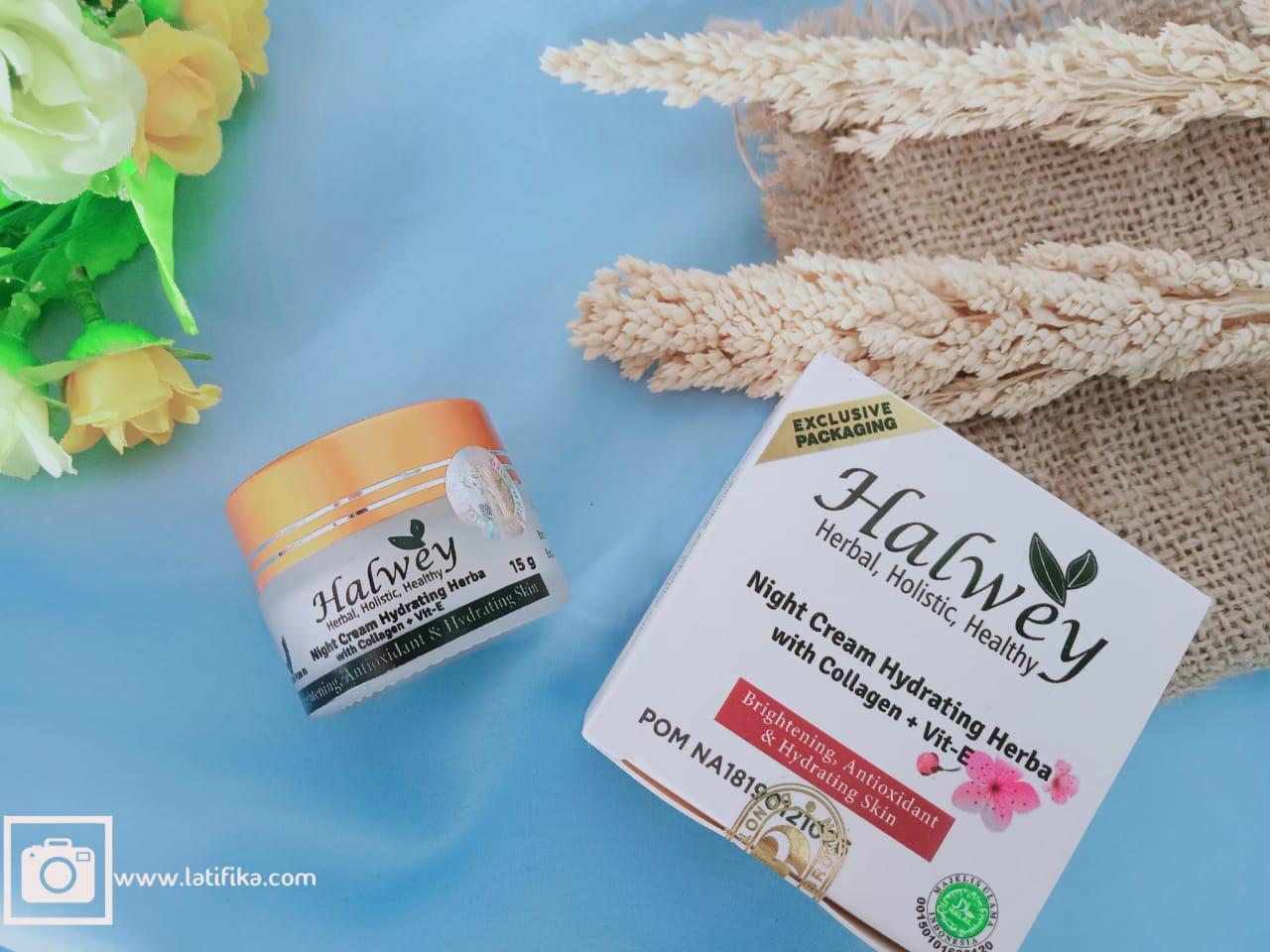 review night cream halwey (4)